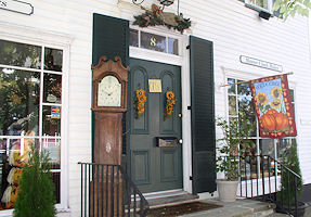 Haddonfield Shop Front