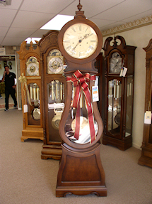 Turnersville Shop Grandfather Clocks