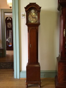 Elliot English Granddaughter Clock for Sale