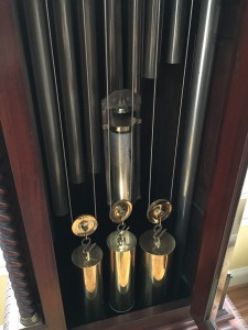 Durfee Weights and Tubular Bells