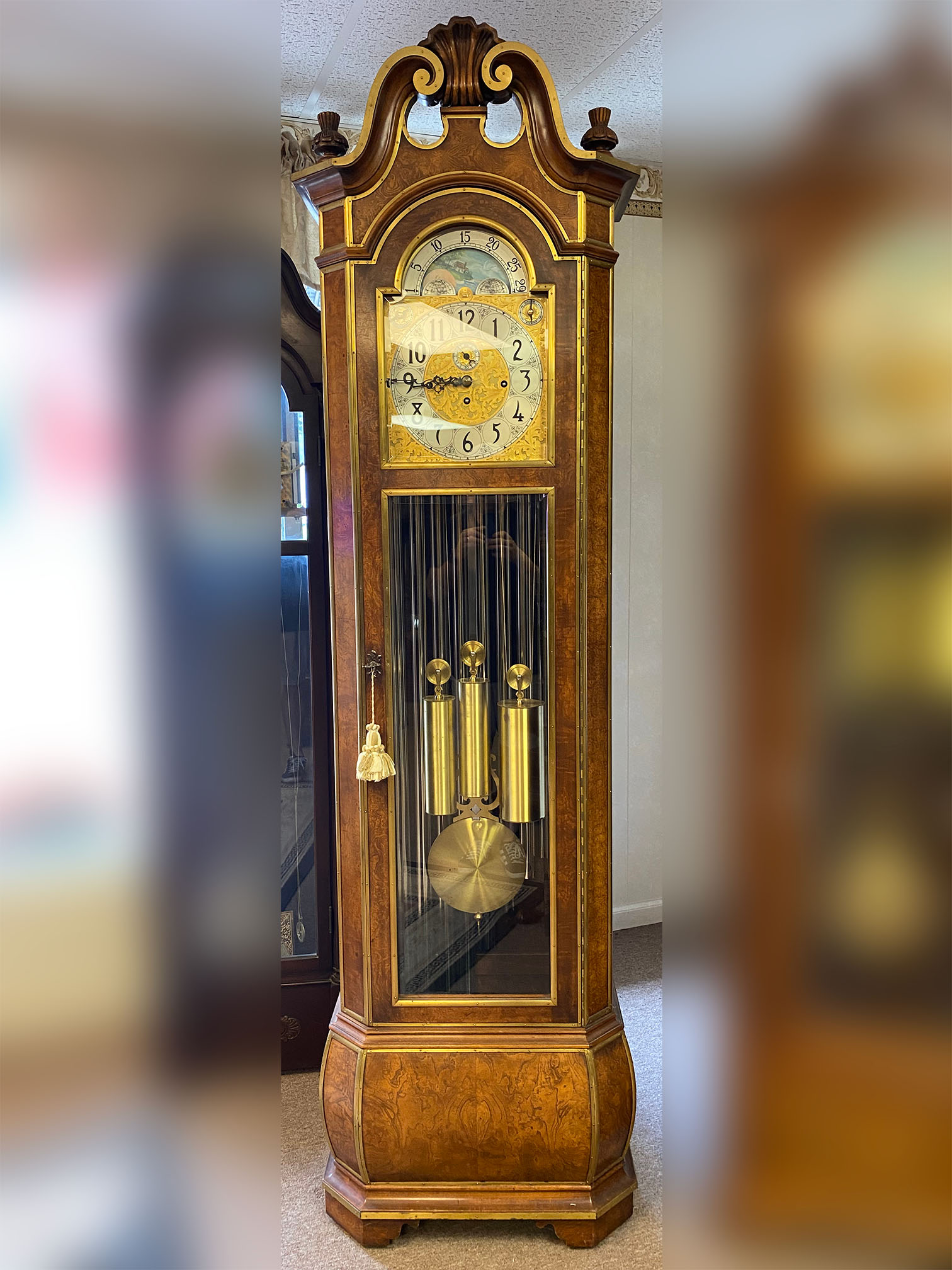 Herschede The Clock