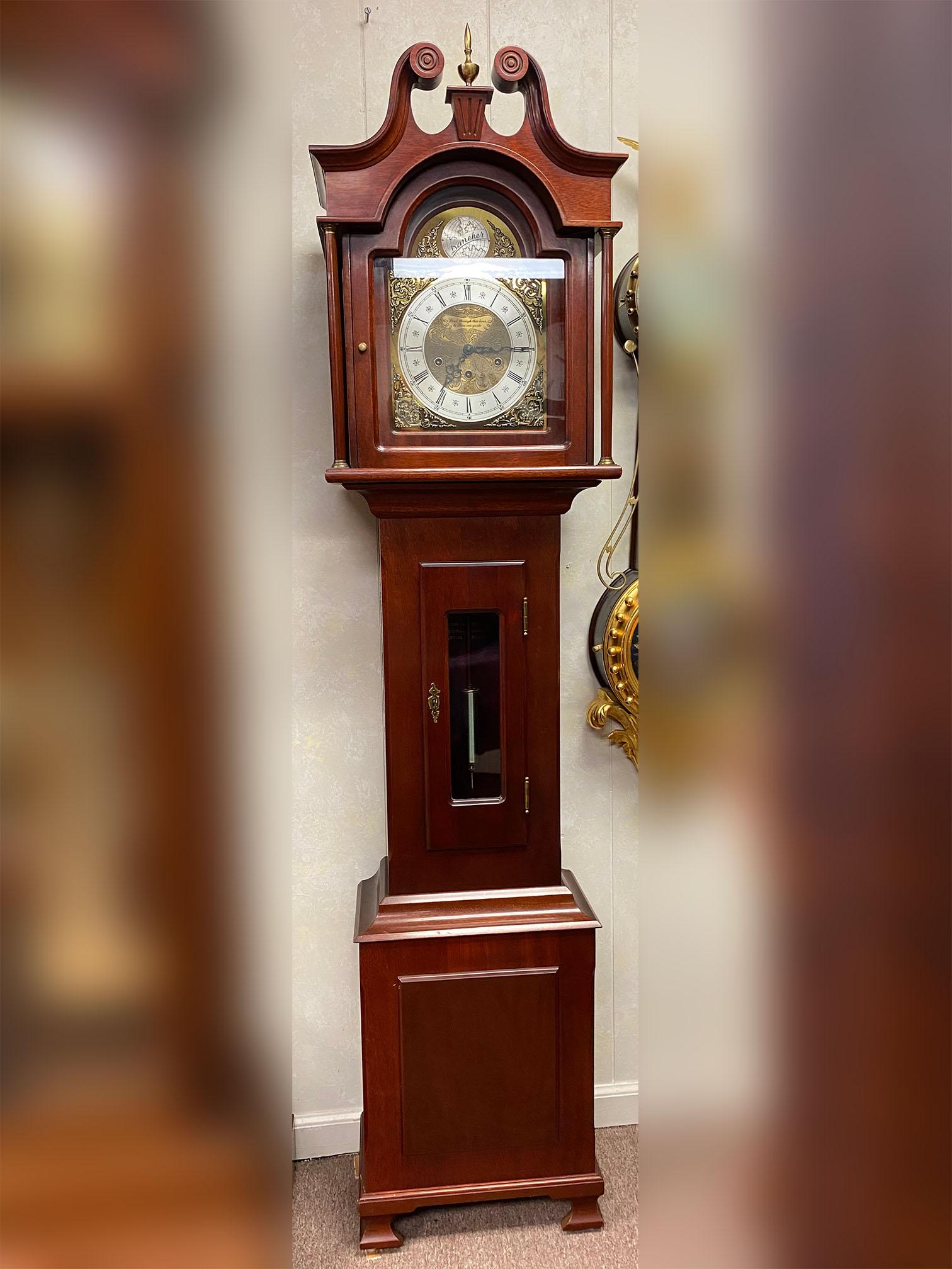Daneker Grandmother Clock