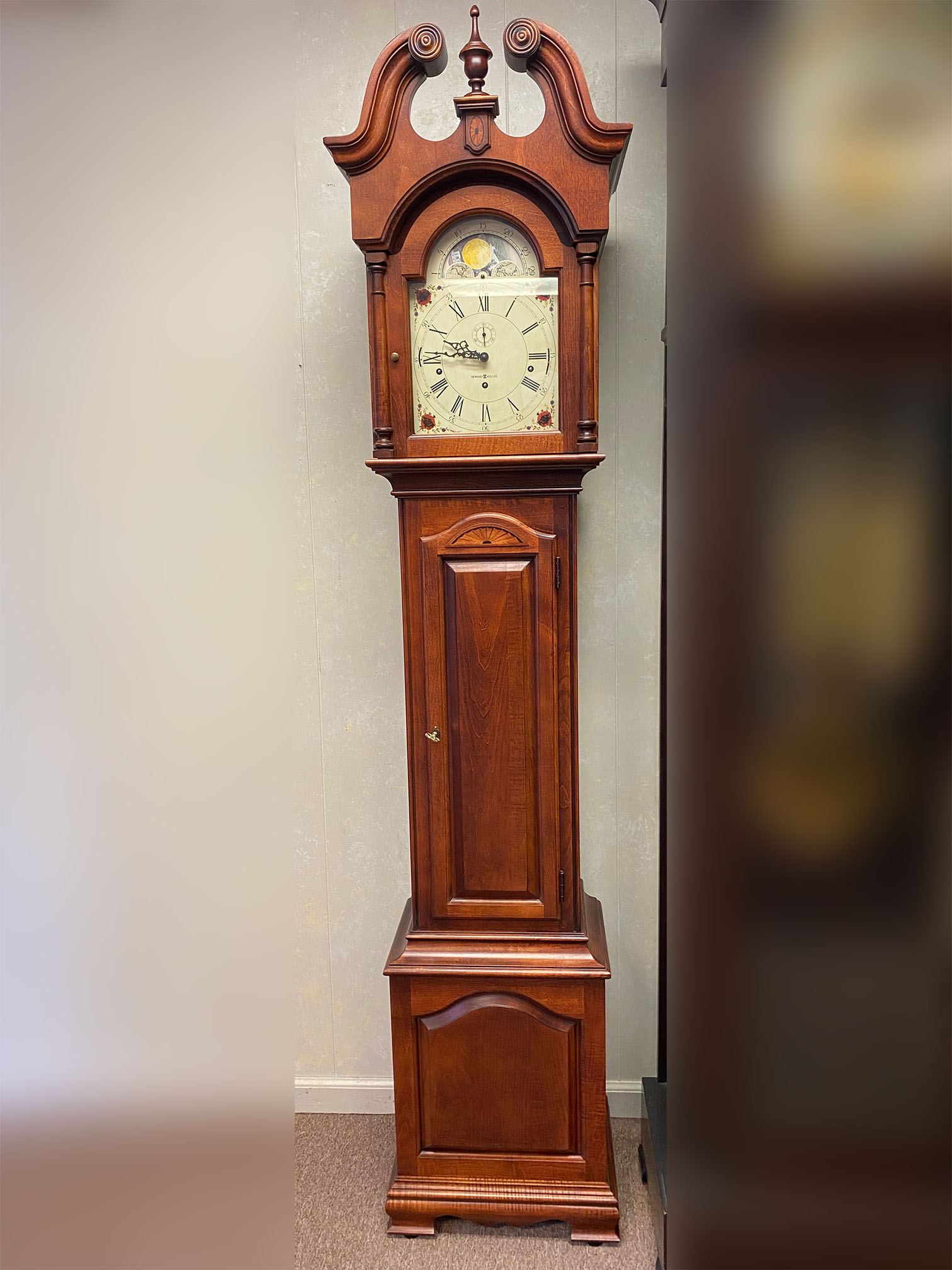 Howard Miller Shreveport Grandmother Clock